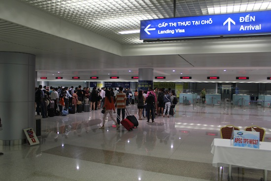 The difference between Vietnam Visa On Arrival and Vietnam Visa at Embassy