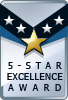 5 stars excellence